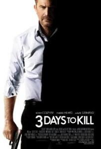3 nap a halálig – színes, amerikai akciófilm 2014