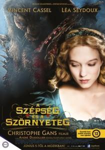 A szépség és a szörnyeteg – színes, magyarul beszélő, amerikai mesefilm 2014
