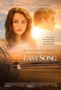 Az utolsó dal – színes, amerikai filmdráma 2010