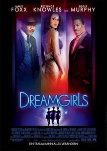 Dreamgirls – színes amerikai zenés film 2006