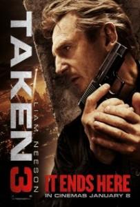 Elrabolva 3 – szines, amerikai akció-thrillerfilm 2014