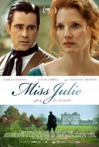 Julie kisasszony – színes, norvég-angol filmdráma 2014