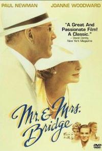 Mr. és Mrs. Bridge – színes angol-amerikai filmdráma 1990