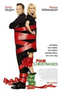 Négy karácsony – amerikai romantikus vígjáték 2008