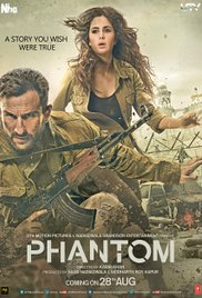 Phantom – Színes, amerikai, feliratos, thriller 2015