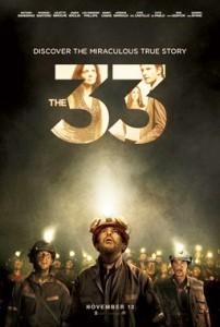 A 33 – színes, amerikai-chilei, történelmi, filmdráma 2015