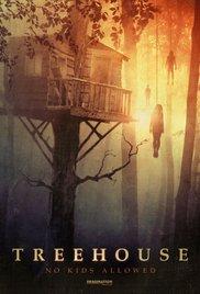 Treehouse – Színes, feliratos, angol, amerikai horror, misztikus, thriller 2014