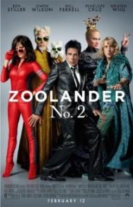 Zoolander 2 – szinkronizált előzetes 2016