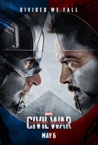 Amerika kapitány: Polgárháború – színes, amerikai, thriller, sci-fi, akciófilm 2016