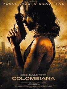 Colombiana – színes francia akciófilm 2011