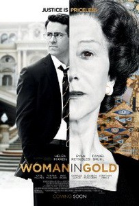 Hölgy aranyban -Woman in Gold 2015