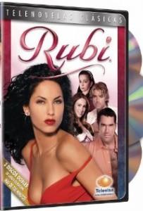 Rubí, az elbűvölő szörnyeteg -színes, mexikói filmsorozat 2004