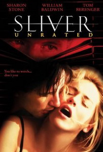 Sliver – színes, amerikai thriller 1993