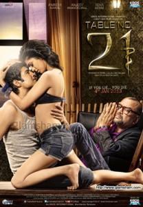 Table No. 21 – színes, indiai-amerikai kalandfilm 2013
