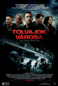 Tolvajok városa – színes, amerikai, krimi-thriller 2010