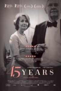 45 év (45 Years) – színes, feliratos, angol filmdráma 2015