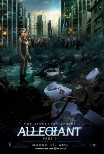 A beavatott 3: A hűséges 1. rész – színes, amerikai sci-fi 2016