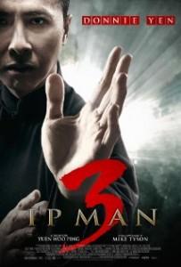 Yip Man 3 – Színes, magyarul beszélő Hon-kongi életrajzi, drámai, akciófilm 2015