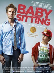 A felvigyázó /Babysitting/-színes, magyarul beszélő, francia komédia, 85 perc, 2014