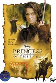 A tolvajok hercegnője /Princess of Thieves/-színes, magyarul beszélő, amerikai kalandfilm, 88 perc, 2001