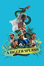 A Bigger Splash-színes, olasz-francia krimi, 120 perc, 2015