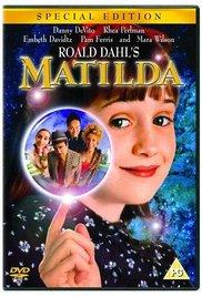 Matilda, a kiskorú boszorkány-színes, magyarul beszélő, amerikai családi film, 98 perc, 1996