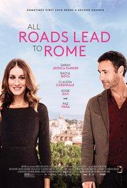 Minden út Rómába vezet-színes, magyarul beszélő, amerikai romantikus vígjáték, 92 perc, 2015