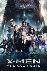 X-Men: Apokalipszis-színes, magyarul beszélő, amerikai sci-fi akciófilm, 2016