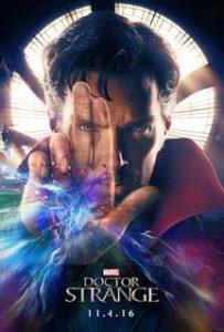 Doktor Strange-színes, magyarul beszélő, amerikai fantasztikus film, 2016