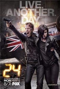 24: Élj egy új napért-színes, amerikai akciófilm-sorozat, 2014