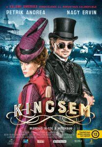 Kincsem-magyar romantikus kalandfilm, 121 perc, 2017