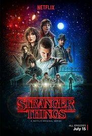 Stranger Things-amerikai filmsorozat, 50 perc, 2016