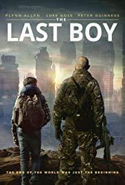 The Last Boy-magyarul beszélő amerikai Sci-Fi filmdráma 2019